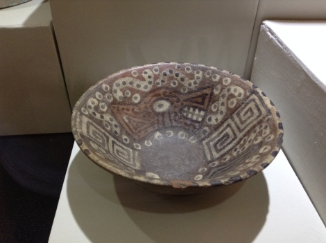Cool ancient pottery